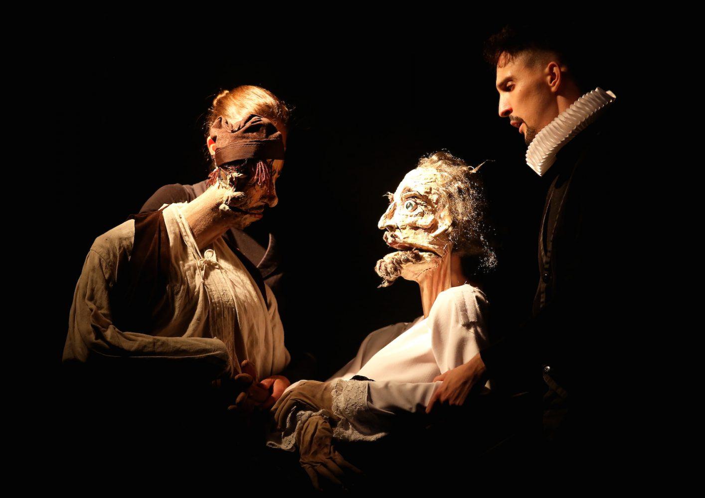 cervantes: don quijote schuberttheater 2013 habjan, linshalm